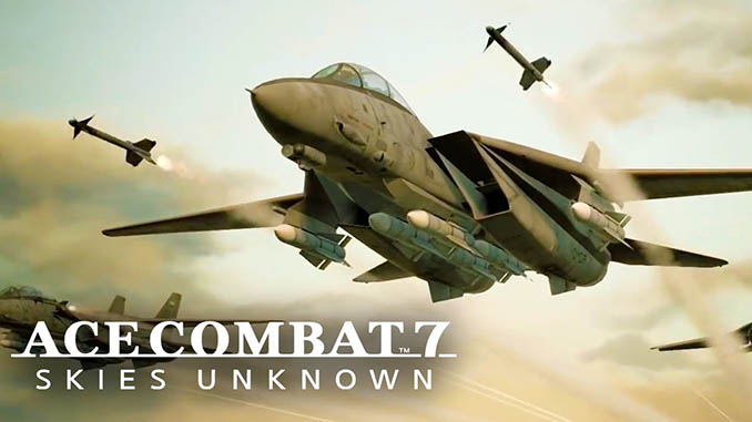 Ace Combat 7: Skies Unknown Free Game Full Download