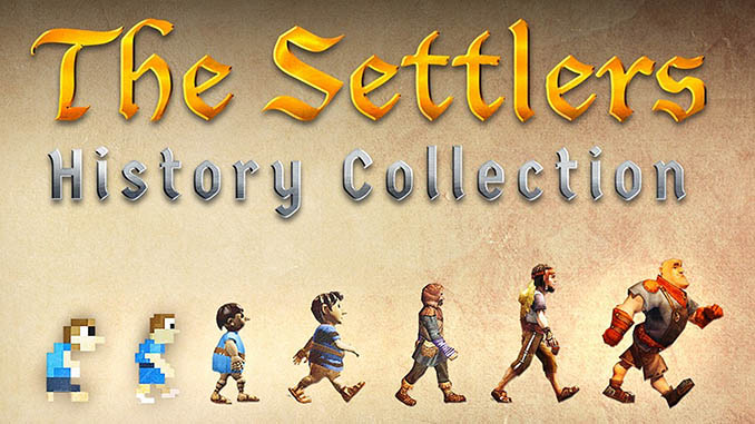 The Settlers History Collection Free Game Download Full