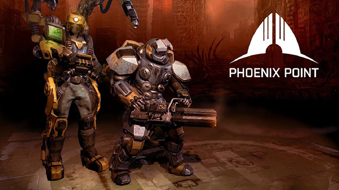 Phoenix Point Free Game Download Full