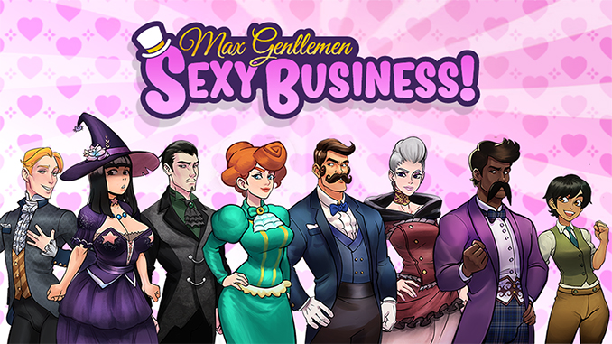 Max Gentlemen Sexy Business! Free Game Full Download