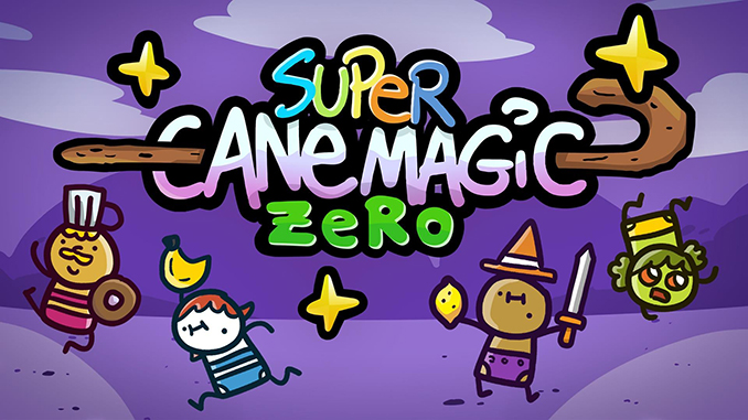 Super Cane Magic Zero Free Full Game Download