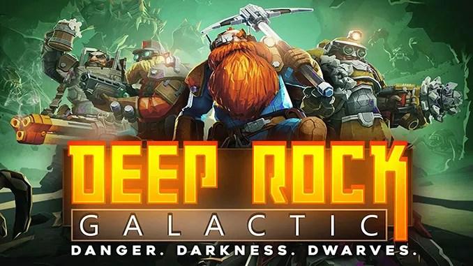 Deep Rock Galactic Free Game Download Full