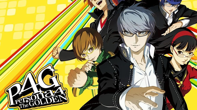 Persona 4 Golden Free Game Download Full