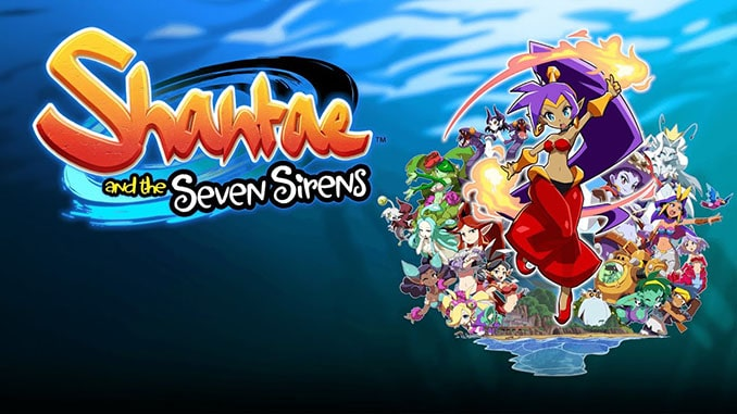 Shantae and the Seven Sirens Free Game Download Full
