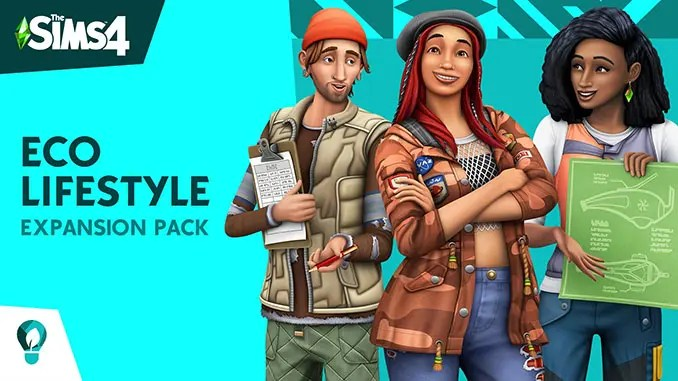 The Sims 4 Eco Lifestyle Free Full Game Download
