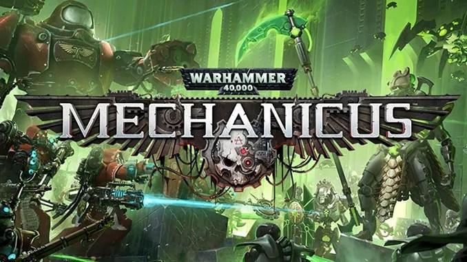 Warhammer 40,000: Mechanicus Full Free Game Download