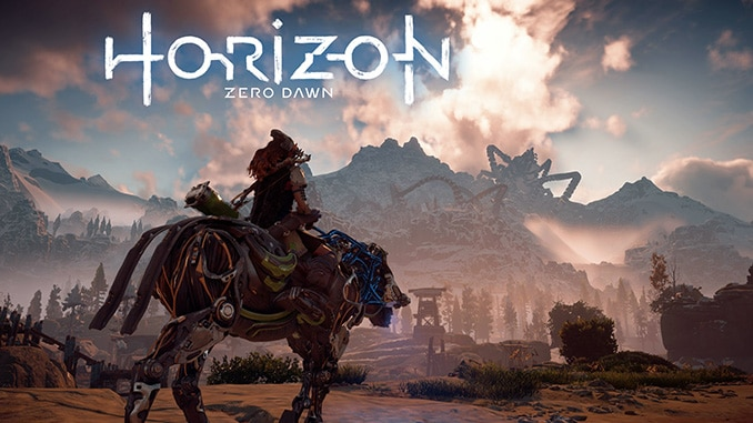 Horizon Zero Dawn Complete Edition Free Full Game Download