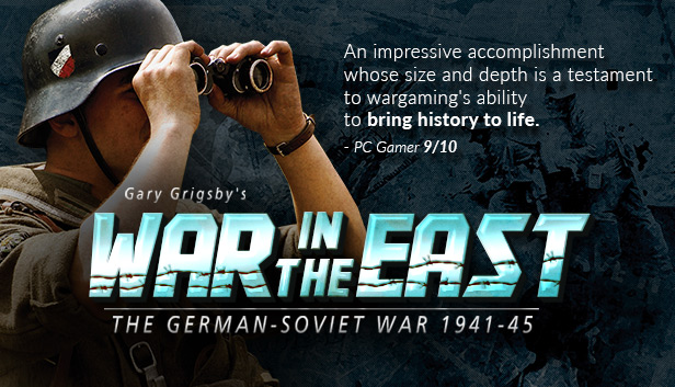 Gary Grigsby's War in the East Free Game Download