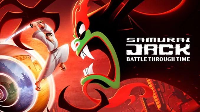Samurai Jack Battle Through Time Full Download