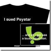 psystar t shirt