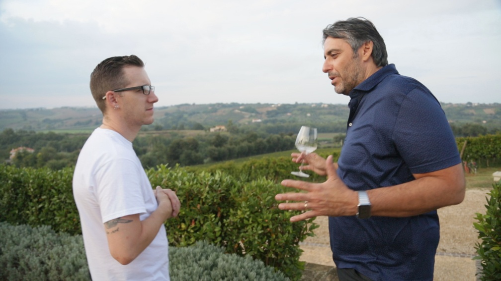'Dinner in Abruzzo: A Journey Home with My Culinary Godfather'