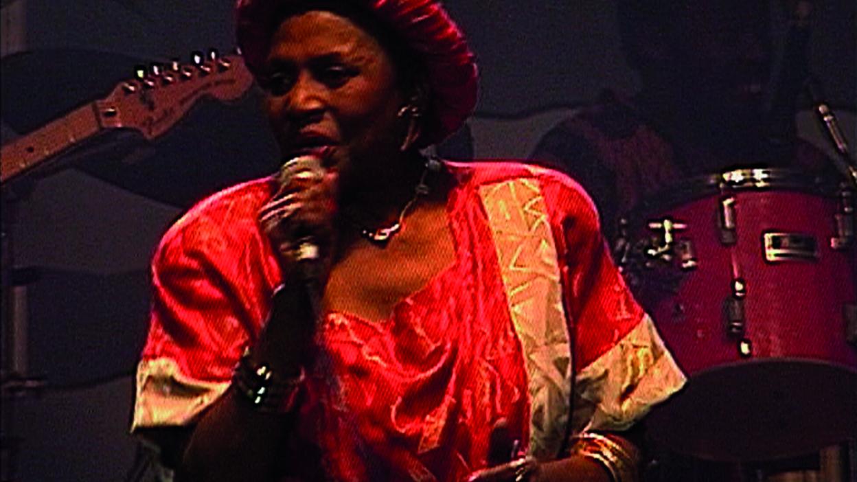 'Mama Africa: Miriam Makeba!'