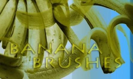Banana Brushes