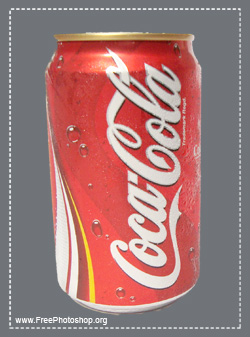 Coca Cola Psd