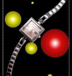 Female Wrist Watch