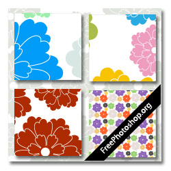 Flowers Art Pattern