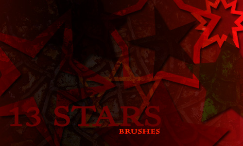 Free Star Brushes