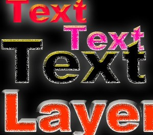 Text Effect Styles