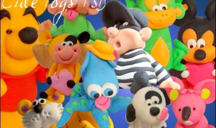 Cute Plastic Toys