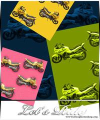 Motorbike Patterns