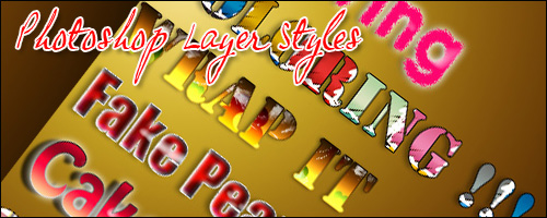 PS Layer Styles