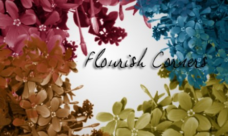 Corner Flourish Brush