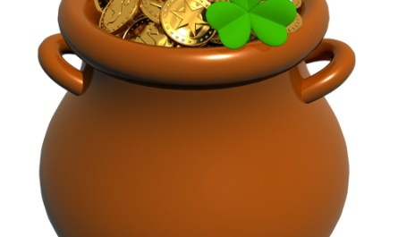 Saint Patrick's Day Cauldron