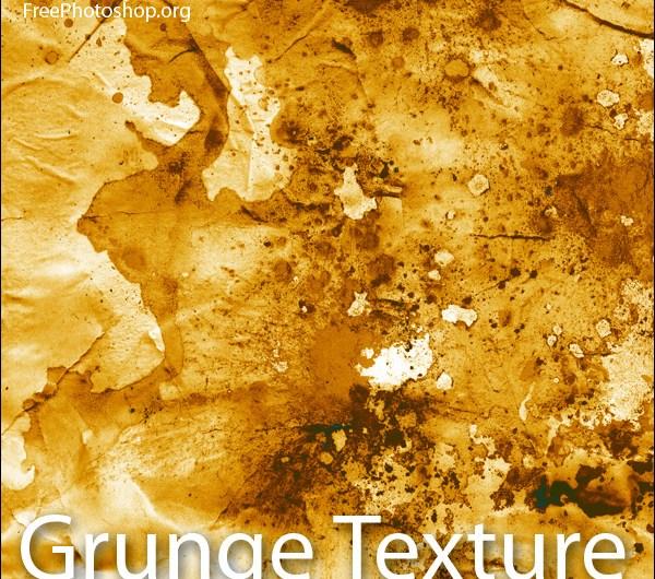 Dramatic Grunge Texture