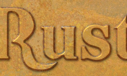 Metal Rust Style