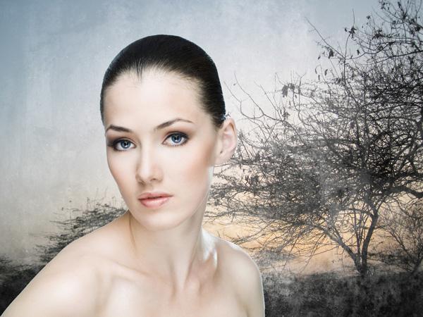 Beautiful Portrait Background
