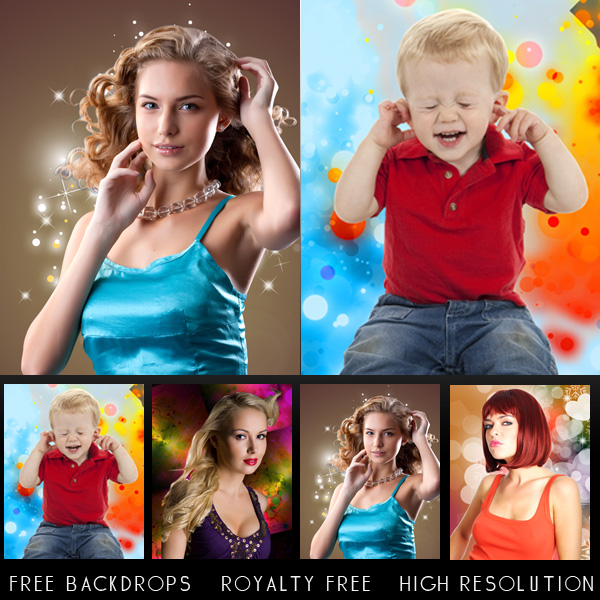 party backdrops