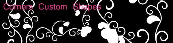 corners shapes