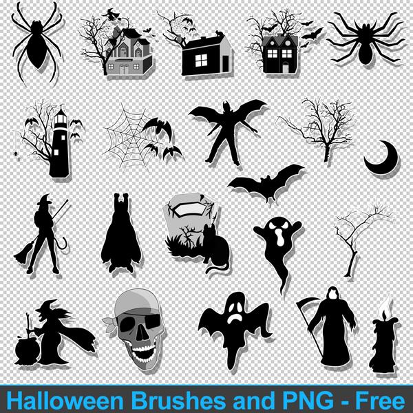 Free-Halloween-Brushes