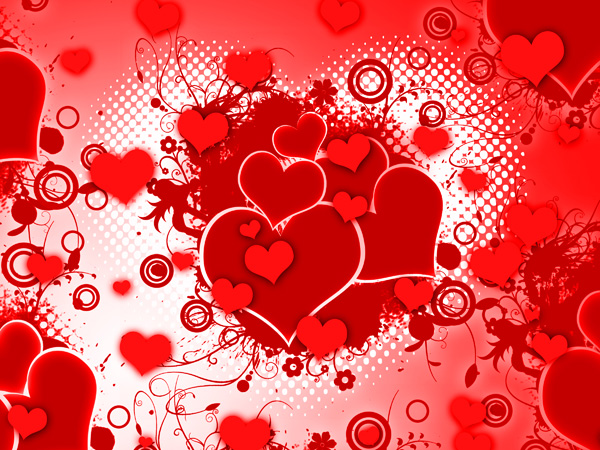 Valentine Backgrounds Free Downloads And Add Ons For