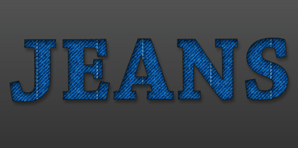 jean text effect