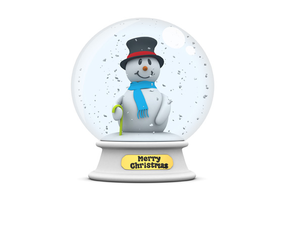 snowman picture