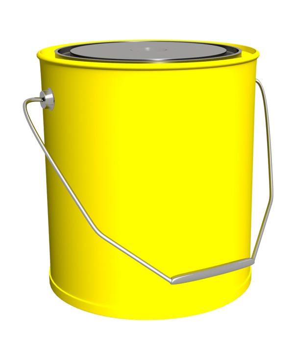 bucket psd