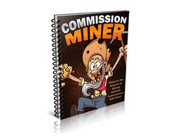Free PLR eBook – Commission Miner