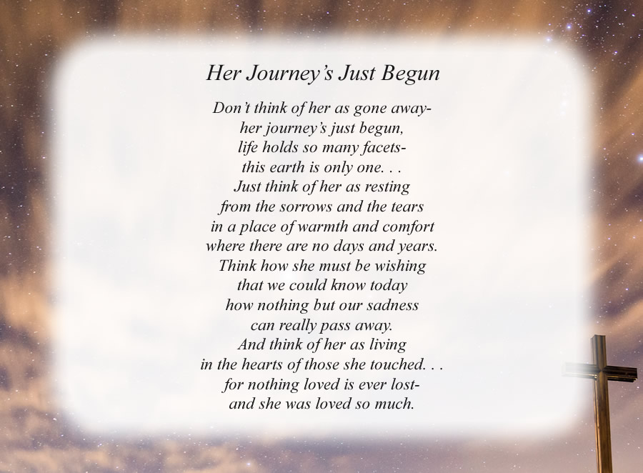 Free In Loving Memory Poems