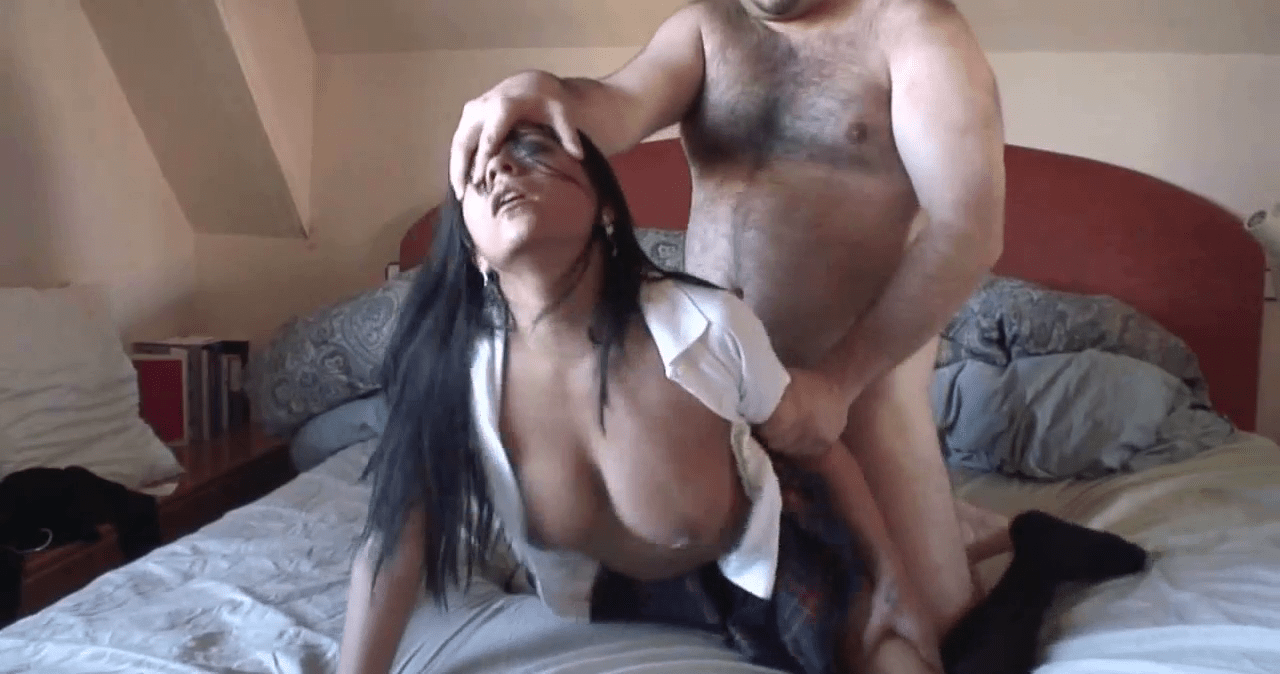 Hot Latina Teen Fucked Hard