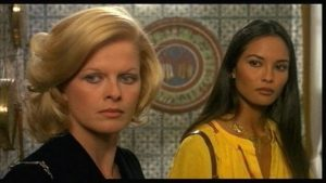 Laura Gemser and Karin Schubert In Erotic Film Emanuelle