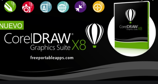 corel draw x8 offline installer