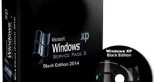 windows xp black edition