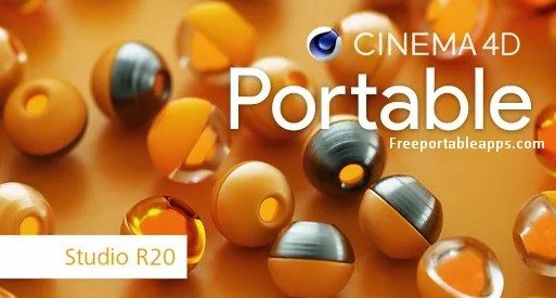Cinema 4D Studio R20.026