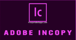 Adobe InCopy CC 2019 Free Download Latest Version for Windows