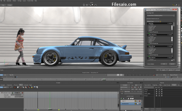 Autodesk MotionBuilder 2019 Free Download