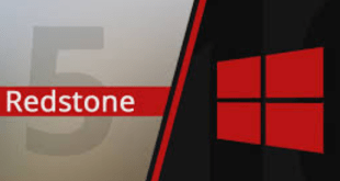 Window 10 Redstone pro