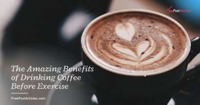 The Amazing Benefits of Drinking Coffee Before Exercise