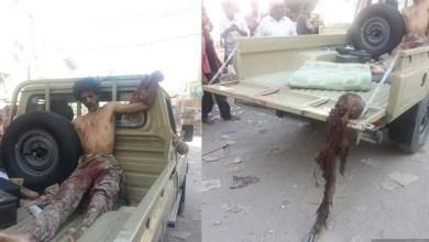 """Photo of """"مليشيات الحزام"""" تبحث عن قاتلي عناصرها في أبين"""
