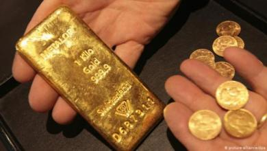 Photo of تراجع الذهب مع ارتفاع الدولار قبل محادثات التجارة بين الصين وأمريكا